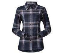 Bjorli Shirt LS nightblue check