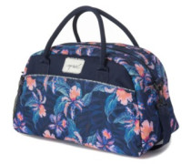 Tropic Tribe Gym Travelbag peacoat