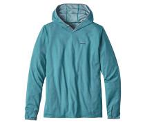 Tropic Comfort II Hoodie blau