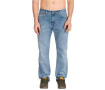 Davies Jeans blau