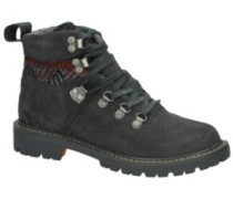 Summit Hiker Boots Women forged iron grey wp suede