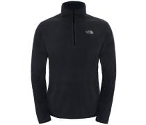 100 Glacier 1/4 Zip Fleece Pullover