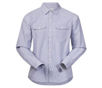 Justoy Hemd blau
