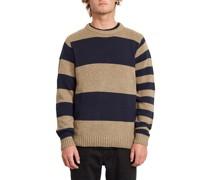 Edmonder Striped Pullover