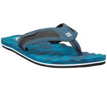 Spirit Camo Sandalen blau