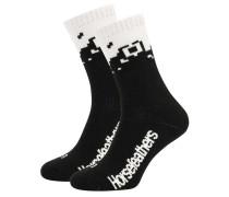 Bricks Socken (11-13) schwarz