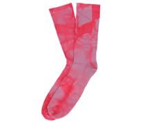 Pair Socks coral