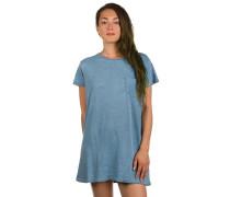 Heart Away Dress blau