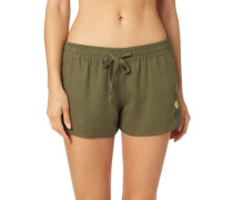 Rosey Shorts fatigue green