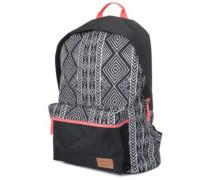 Black Sand Dome Backpack black