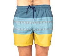 On The Block Volley 16'' Boardshorts