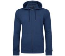 Pch Full Zip Hoodie carbon blue
