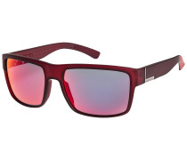 Ridgemont Rubberized Red Sonnenbrille