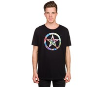 Be Safe Logo Trippy T-Shirt