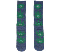 Green Buddy Socks