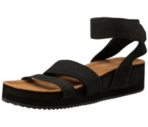 Gaia Sandals Women black
