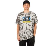 Dance Scene Tie Dye T-Shirt black