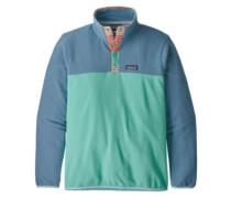 Micro D Snap-T Sweater light beryl green