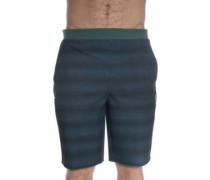 Alpha Trainer Slider Shorts carbon green