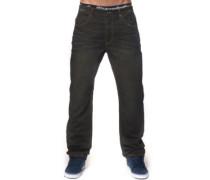 Brake Denim Jeans uni