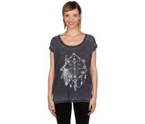 All Night T-Shirt schwarz