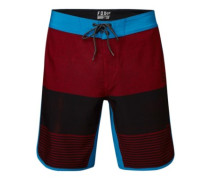 Cruise Control Boardshorts heather red