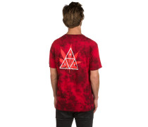 420 Triple Triangle T-Shirt rot