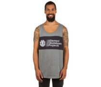 Compete Tank Top grey heather