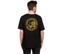 Fear Of A Hacked Planet Basic T-Shirt schwarz