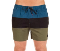 Panel Blocked Volley 15 Boardshorts moroccan blue