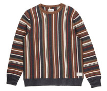 Vacation Stripe Knit Sweater