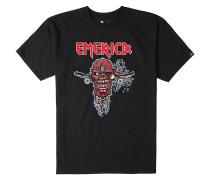 Heavy Metal T-Shirt schwarz