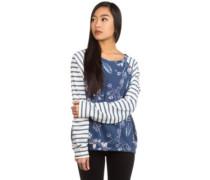 Hang Man Sweater blue jewel