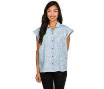 Sundazed Denim Hemd blau