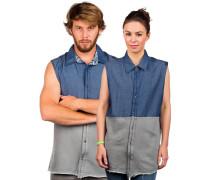 Rock'n Rolla Hemd blau