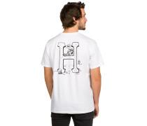 Spike Classic H T-Shirt weiß