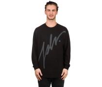 Premium Signature T-Shirt schwarz
