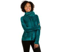 Her Fleece Zip Hoodie green