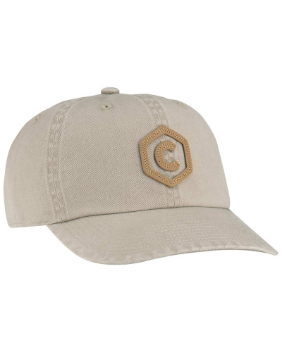 The Colby Cap khaki