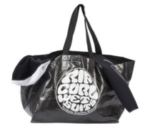 Wettie Beach Tote Bag black