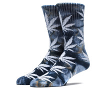 Tie Dye Plantlife Crew Socken