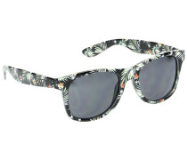 Spicoli 4 Black Decay Palm Sonnenbrille schwarz