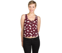 Crimsion Tank Top burgundy