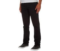 Vorta Jeans schwarz