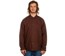 Buttermaker Windbreaker oxblood
