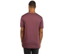 Pastell Möwe T-Shirt heather tawny port