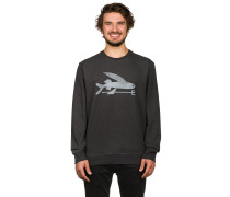 Flying Fish Mw Crew Sweater schwarz