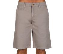 Weekender Shorts grau