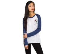 Forces Of Nature T-Shirt LS white