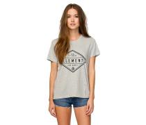Diamond T-Shirt grau